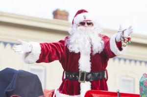 Santa Claus Parade - Tottenham Ontario